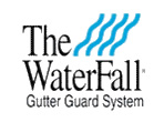 The Waterfall Gutter Guard System